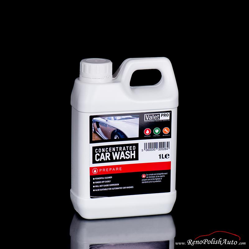 shampoing auto valetpro concentrated car wash 5l. Black Bedroom Furniture Sets. Home Design Ideas