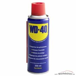 WD40 Produit Multi Usages 200ml