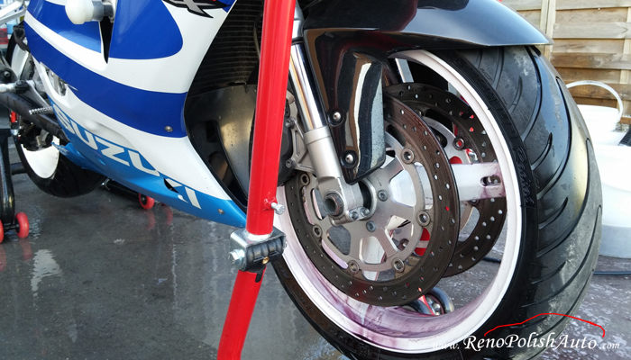 Decontaminant ferreux dragon Breath valetpro Suzuki -GSXR 750