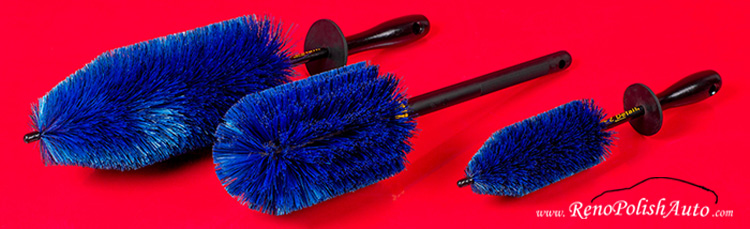 Ez Detail Brush - Broses à jantes