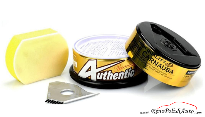 Soft99 Authentic Premium Carnauba wax RenoPolishAuto