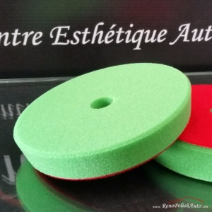 Pad de polissage Cutting style Rupes Vert 143/128 mm
