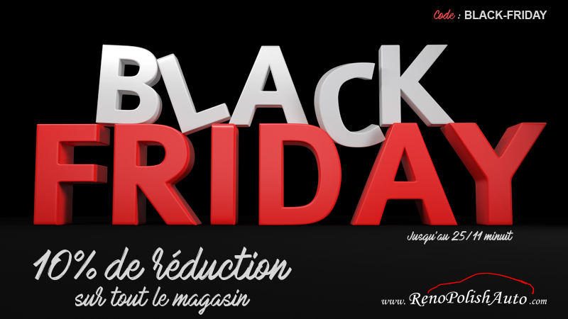Code de réduction Renopolishauto Black Friday