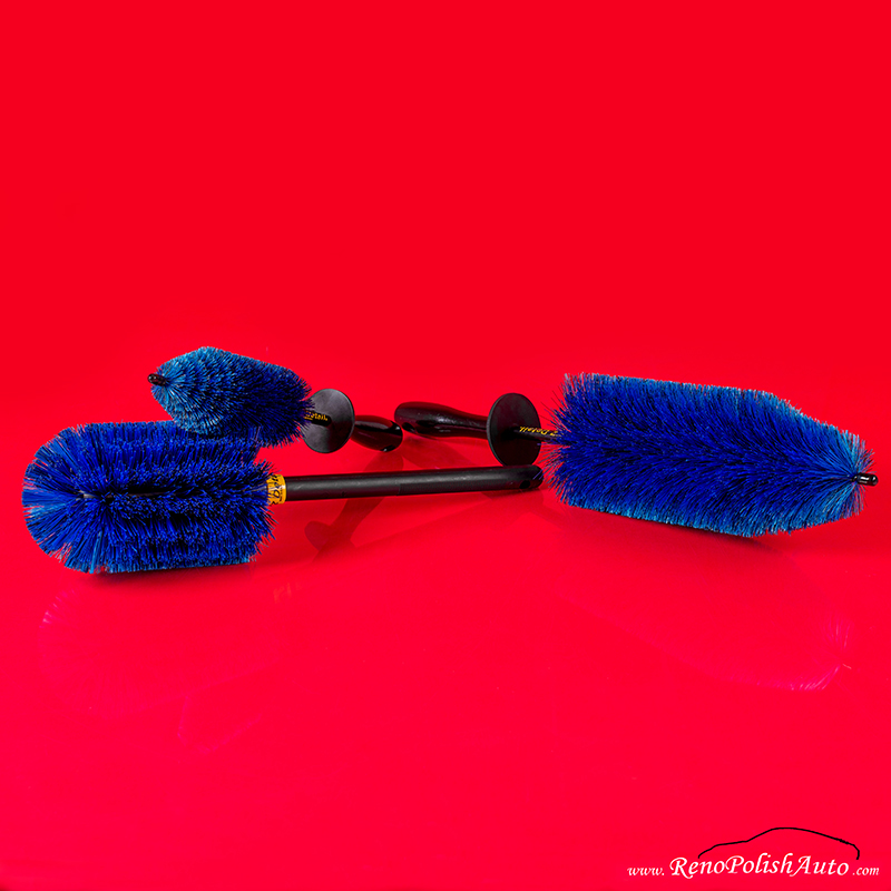 EZ Detail Brush - brosses à jantes