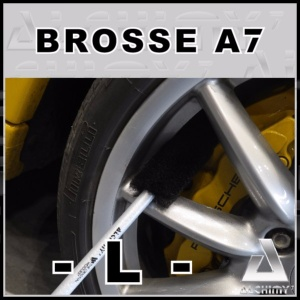 Brosse Jantes Wheel Woolies Alchimy7 L