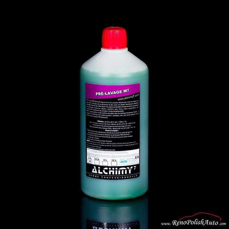 shampoing m7 alchimy7 est le meilleur prelavage hard. Black Bedroom Furniture Sets. Home Design Ideas