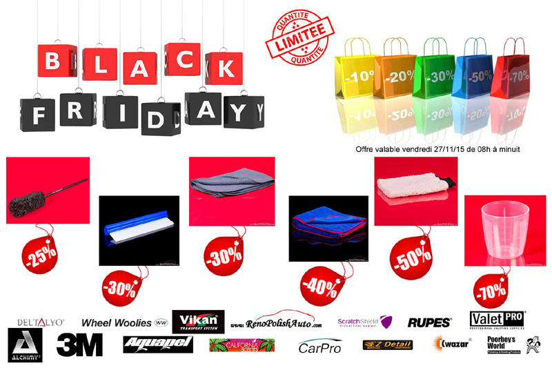 Code de réduction Renopolishauto Black Friday 2015