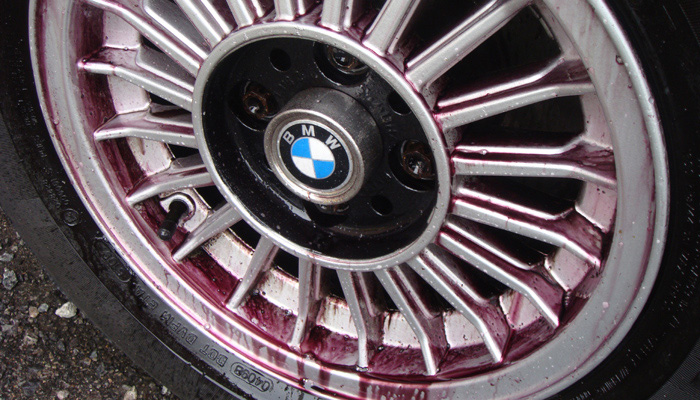 Nettoyant jantes ironx BMW E21