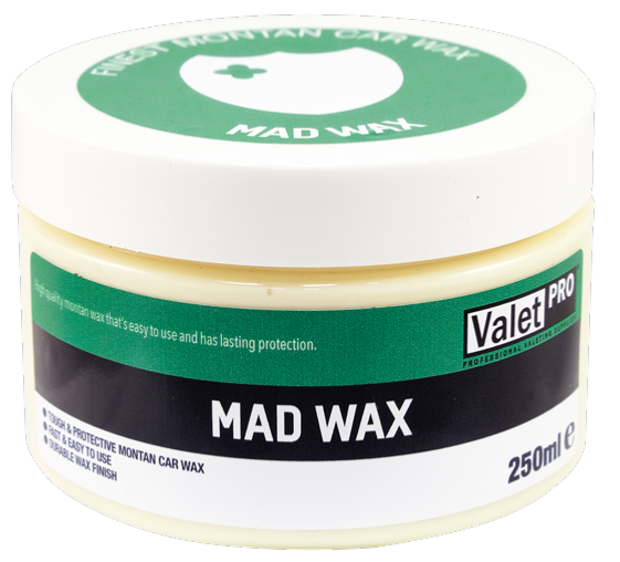 Cire Mad Wax Valetpro Montan 250ml