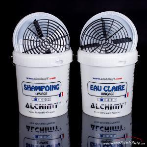 Seaux de lavage et rinçage Alchimy7