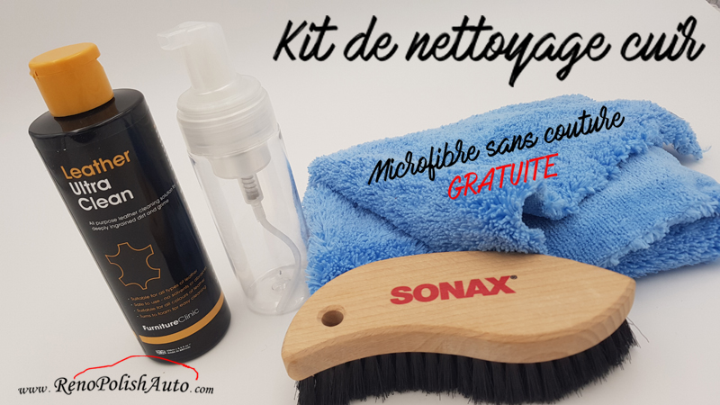 Kit-Nettoyage-Cuir-Furniture-Clinic-Microfibre-Gratuite-renopolishauto