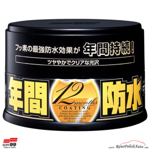 Soft99-Fusso-Coat-cire-12-month-coating-wax-dark